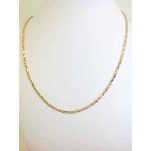 Collana Uomo Oro Giallo Grammi 6,9 Misura 50 Cm.