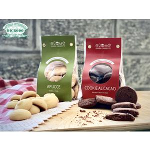 Biscotti 'Banda Biscotti' Cookie al cacao + Apucce