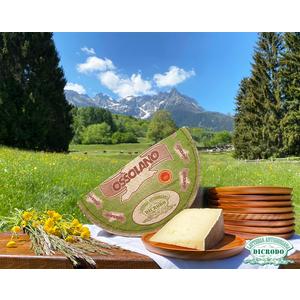 formaggio tipico ossolano dop latteria dicrodo