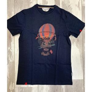 t-shirt mongolfiera