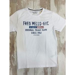 t-shirt logo fred mello
