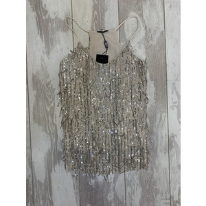 TOP PAILLETTES