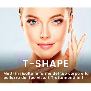 T-SHAPE 3 trattamenti in uno