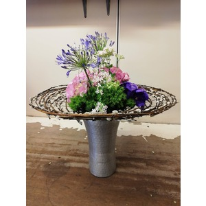 Bouquet con struttura personalizzata
