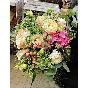 Bouquet Sposa Spettinato