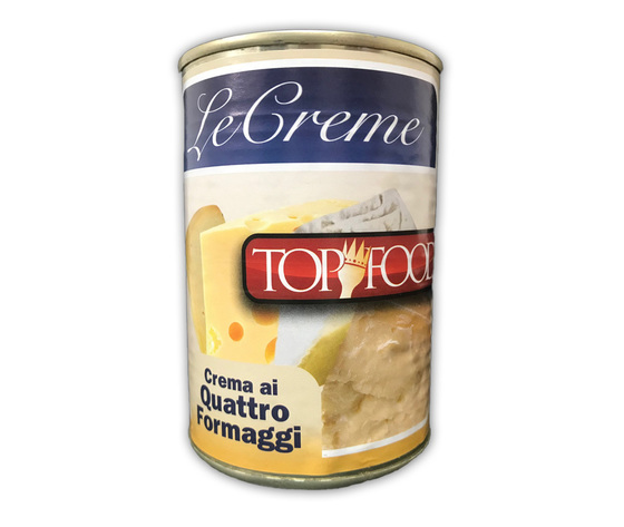 Crema 4 formaggi gr 420 top food 0002177 1