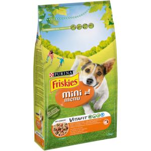 FRISKIES MNMNU DOG CHKN VEG 1.5KG