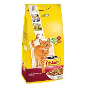 FRISKIES CAT MANZO POL VERD 2KG