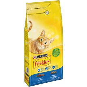 FRISKIES CAT TONNO VERD 2 KG