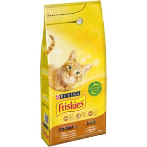 FRISKIES CAT CHKN TRKY 2KG