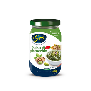 Salsa di pistacchio 480g - Gaia