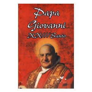 PAPA'GIOVANNI XXIII SANTO