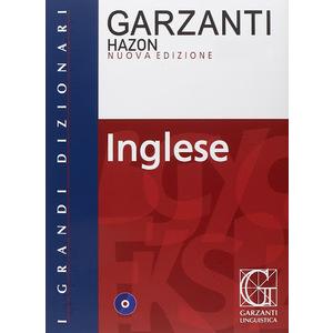 GRANDE DIZIONARIO GARZANTI INGLESE HAZON