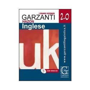 DIZIONARIO INGLESE HAZON 2.0 + WEB-CD