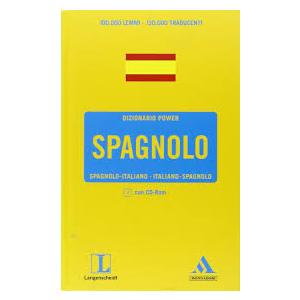 DIZIONARIO SPAGNOLO/ITAL/SPA+CD