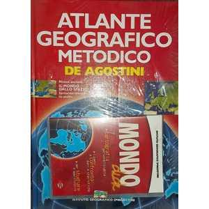 ATLANTE GEOGRAFICO MET DE AGOSTINI+ DVD