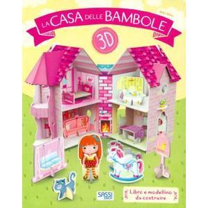 CASA DI BAMBOLE 3D