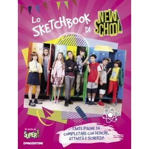 SKETHBOOK NEW SCHOOL