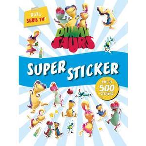 SUPER STICKER DUMMYSAURS