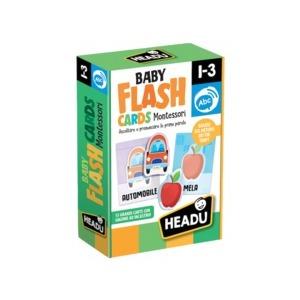 BABY FLASHCARDS MONTESSORI     BAY