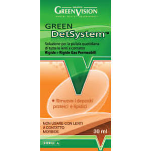 green detsystem