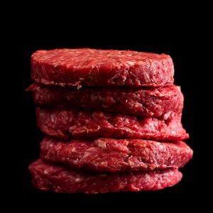 Hamburger Di Scottona Selezione Etto Al Pistacchio Di Bronte Bio