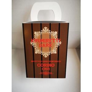 Scatola krumiretti dark confezione natale - 200 grammi