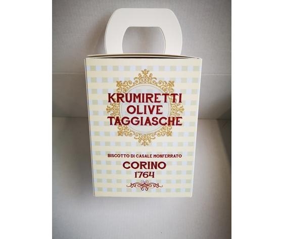 Krumiretti olive taggiasche