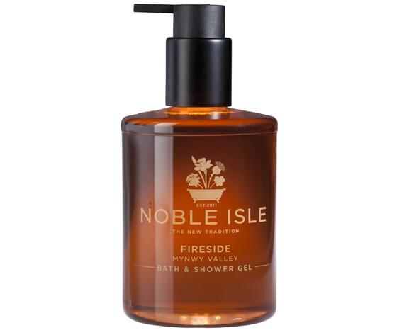 Noble isle fireside bath  shower gel 250 ml