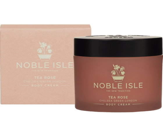 Tea rose body cream hero