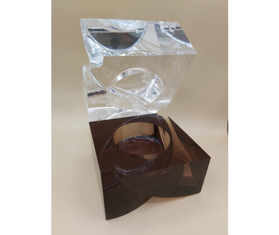 Art. 1804 2 scatola mm 160x160x160