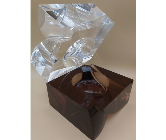 Art. 1804 3 scatola mm 160x160x160