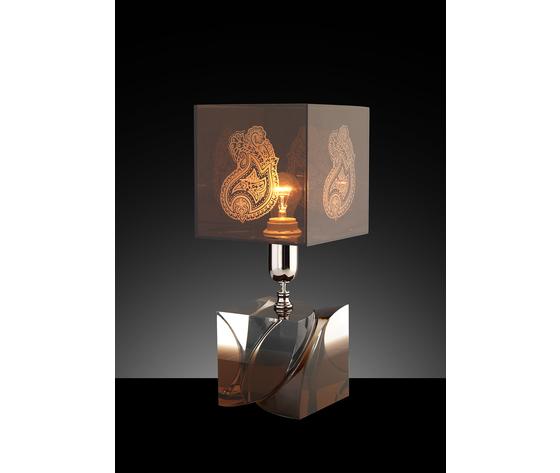 Art. 1020 lampada  canion plex 140x140x140
