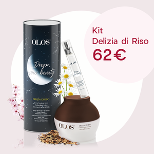 Dream Your Beauty Nutriente Corpo - Delizia di Riso OLOS