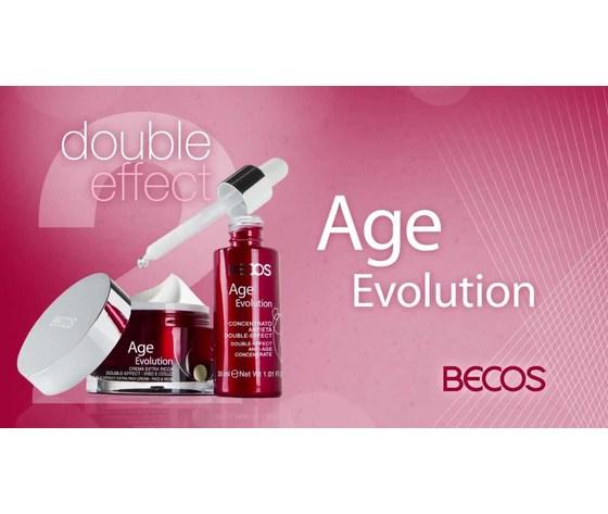 Age evolution linea