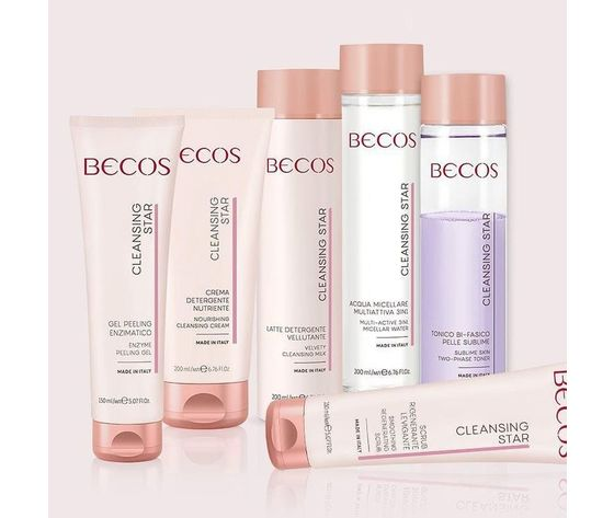 Cleansing star linea