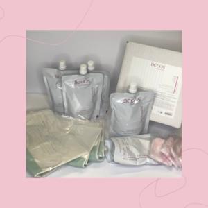Kit BeautyHome - 5 Impacchi Lipo & Design Corpo (Kit Viso in Omaggio)