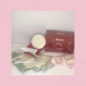 Kit BeautyHome - Maschera Burrosa + 10 sieri Push Up BodyTonic Corpo (Kit Viso in Omaggio)