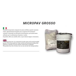 MICROPAV GROSSO - COLORABILE