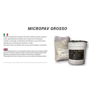 MICROPAV GROSSO CONFEZIONE  RIDOTTA - COLORABILE