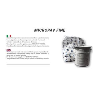 MICROPAV  FINE CONFEZIONE RIDOTTA - COLORABILE