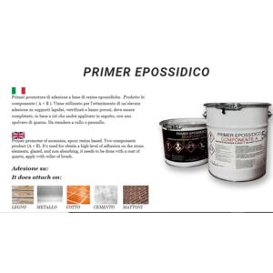 PRIMER EPOSSIDICO - COLORABILE