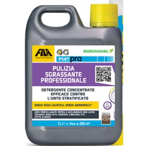 PS87PRO  detergente  concentrato 1lt