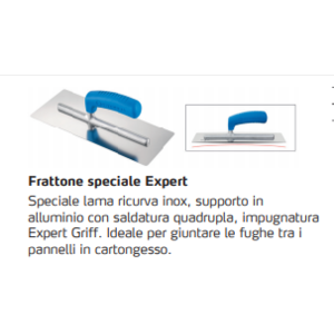 FRATTONE SPECIALE 305X120mmEXPERT