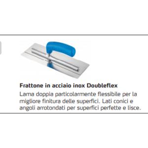 FRATTONE IN ACCIAIO INOX 350X110/3mm