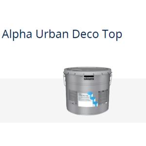 ALPHA URBAN DECO TOP         2,5 lt