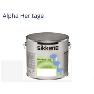 ALPHA HERITAGE