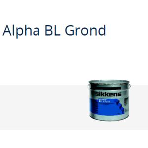 ALPHA BL GROUND