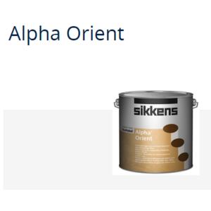 ALPHA ORIENT