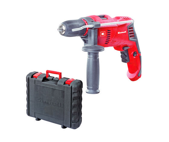 Einhell expert trapani a percussione te id 500 e product contents 3